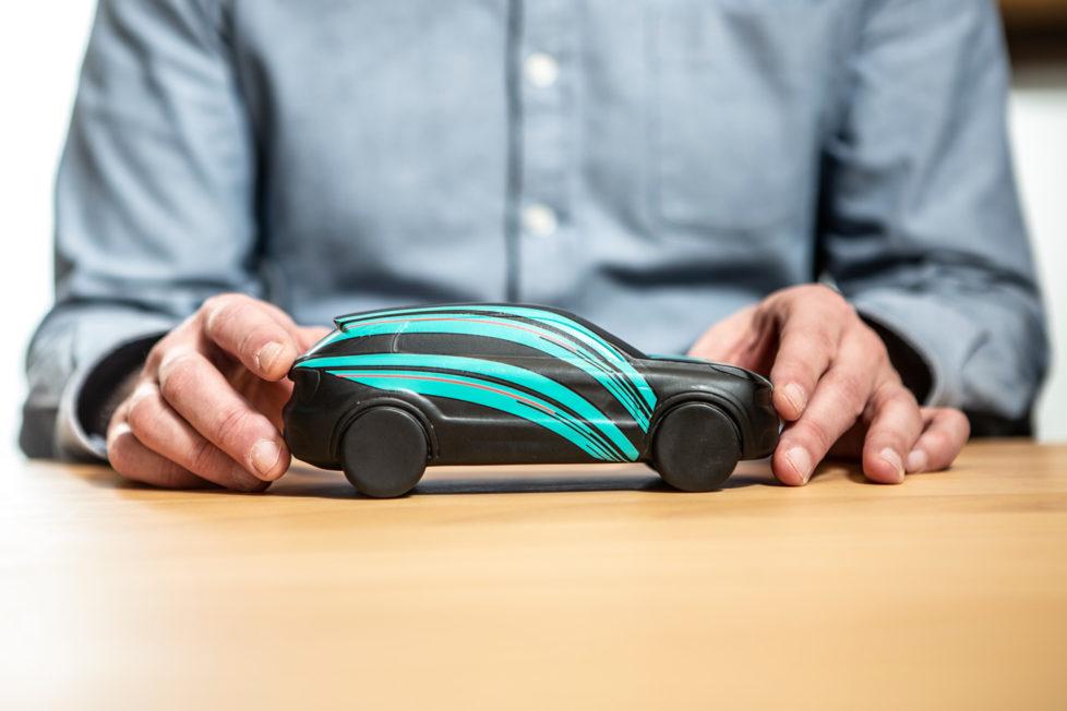 intrång och giltighet - modell av bil